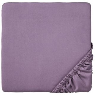 Threshold 300 Thread Count Ultra Soft Fitted Sheet   Lavender (California King)