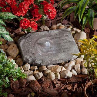 Kay Berry Memorial Ground Fountain Multicolor   96080