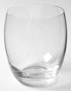 Rosenthal Di Vino Double Old Fashioned   Plain Bowl, Smooth  Stem, Clear