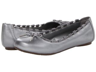 Dr. Scholls Fortunate Womens Flat Shoes (Gray)