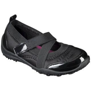Toddler Girls Cherokee Darla Mary Jane Shoes   Black 7