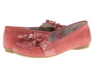 Anne Klein Kyland Womens Slip on Shoes (Orange)