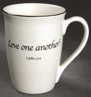 Feed on the Word Family & Children Collection Mug, Fine China Dinnerware   Bible