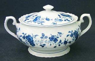 Fine China of Japan Royal Meissen Round Covered Vegetable, Fine China Dinnerware