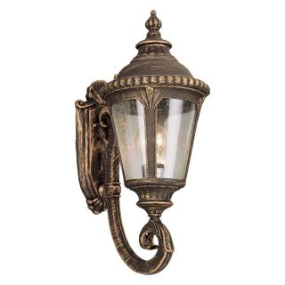 Trans Globe Lighting Bel Air Saddle Rock Outdoor Wall Light   19H in.   5040 BC
