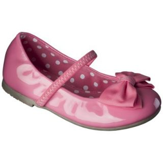 Toddler Girls Cherokee Daphne Ballet Flats   Coral 8