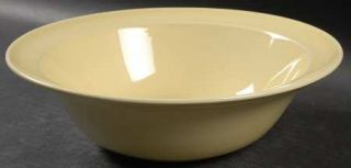 Taylor, Smith & T (TS&T) Luray Pastels Yellow 8 Round Vegetable Bowl, Fine Chin