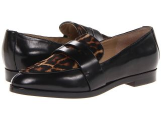 Michael Kors Collection Tipton Womens Slip on Dress Shoes (Black)