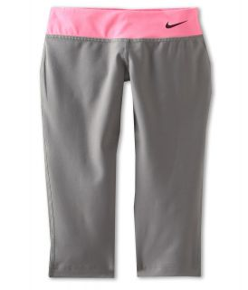 Nike Kids Ya Legend Tight Capri Girls Capri (Gold)