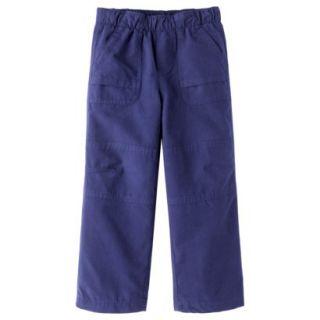 Circo Infant Toddler Boys Chino Pant   Oxford Blue 12 M