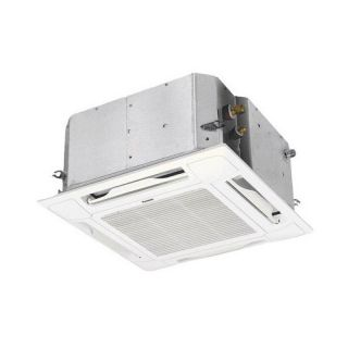 Panasonic 36PSU1U6 Ductless Air Conditioning, 32,600 BTU MiniSplit Ceiling Recessed Indoor amp; Outdoor System