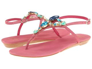 Truth or Dare By Madonna Sobe Womens Sandals (Pink)
