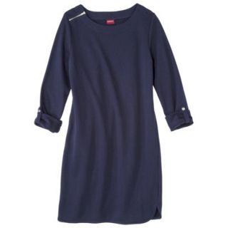 Merona Womens Leisure Dress   Xavier Navy   XS