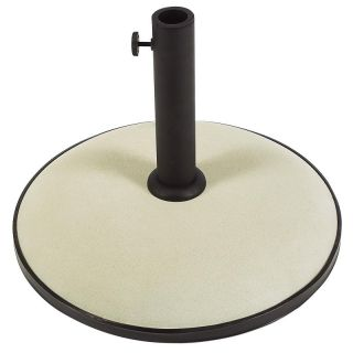FiberBuilt 50 lb. Heavy Duty Concrete Base   CB19T