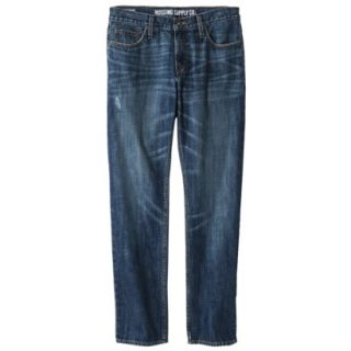 Mossimo Supply Co. Mens Slim Straight Fit Jeans 26X28