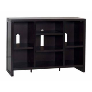 Just Cabinets 49 Television Stand FWCANYON49E / FWCANYON49P Finish Espresso