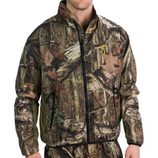 Browning Backcountry Camo Jacket   Insulated (For Men)   MOSSY OAK BREAK UP INFINITY (3XL )