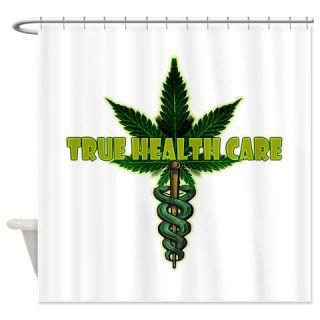 True Health Care Shower Curtain  Use code FREECART at Checkout