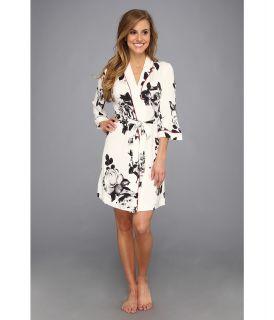 P.J. Salvage Rose Noir Robe Womens Robe (White)