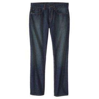 Denizen Mens Straight Fit Jeans 38X30