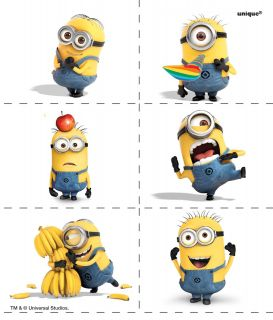 Despicable Me 2   Tattoos (4)