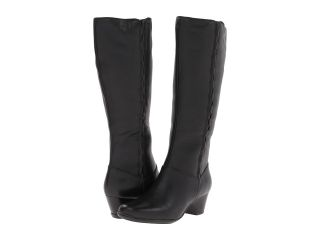 Clarks Cardy Womens Boots (Black)