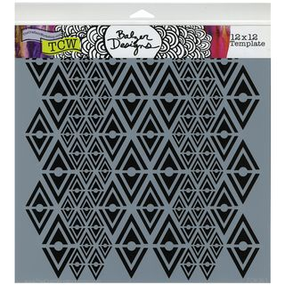 crafters workshop crafters workshop template 6 by 6 inch