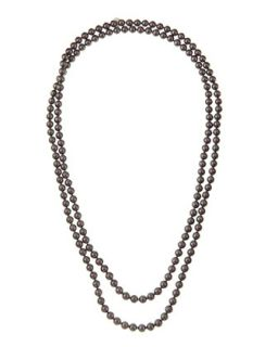 Long Tahitian Pearl Necklace, 60L