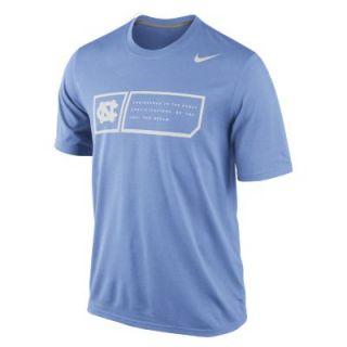 Nike Legend Training Day (UNC) Mens T Shirt   Light Blue