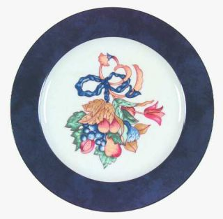 Bernardaud Borghese Accent Salad Plate, Fine China Dinnerware   Different Color