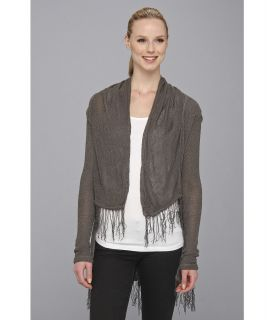 XCVI Kerstin Cardigan Womens Sweater (Gray)