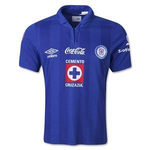 Nike Cruz Azul 13/14 Home Soccer Jersey